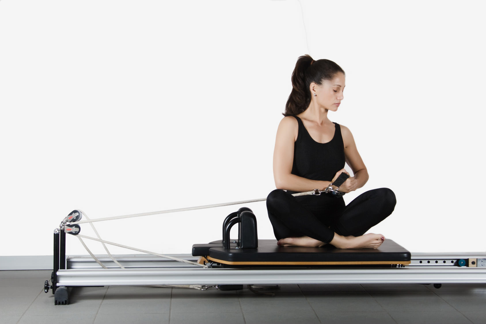 pilates con maquina