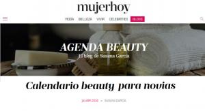 agenda beauty mujer hoy