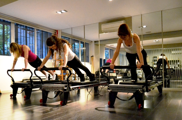 gimnasio pilates madrid