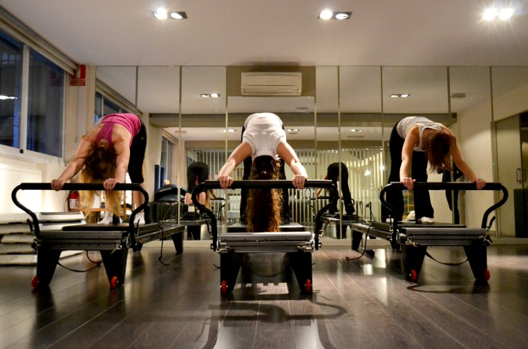 pilates retiro madrid